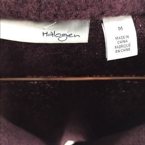 Halogen Jackets & Coats - Halogen Knit Moto Style Jacket Medium